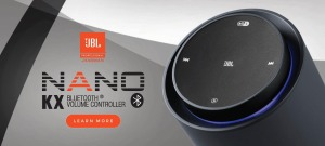 JBL NANO KX  BLUETOOTH & ANALOGUE AUDIO CONTROLLER Feature