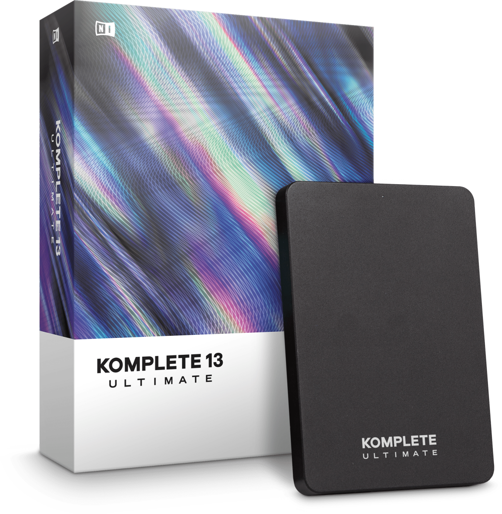 Komplete 13 Ultimate