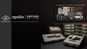 UA Apollo Feature Heritage Banner
