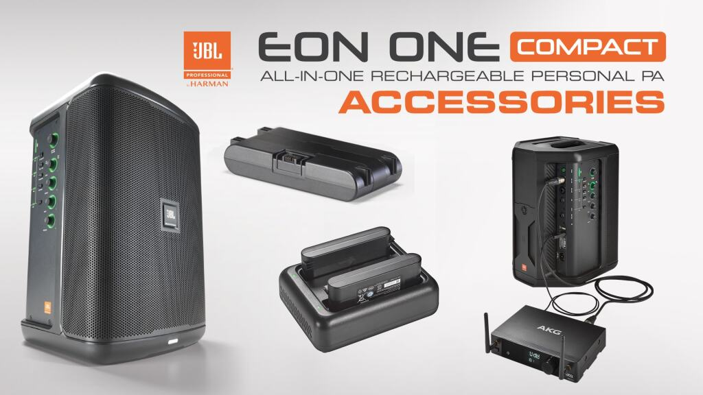 Essential Accessories for the JBL EON ONE Compact